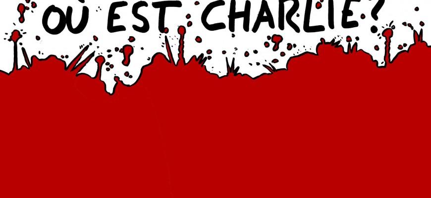 charlie-hebdo-ou-est-charlie-je-suis-charlie-je-ne-suis-pas-charlie-dessin-satyre-herji-robin-engagé-massacre-tuerie-sang-soutien-pg-plumes-genevoises