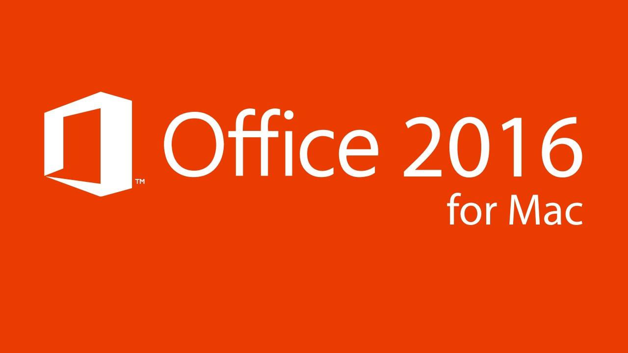 Office 2016 Mac est instable sous El Capitan