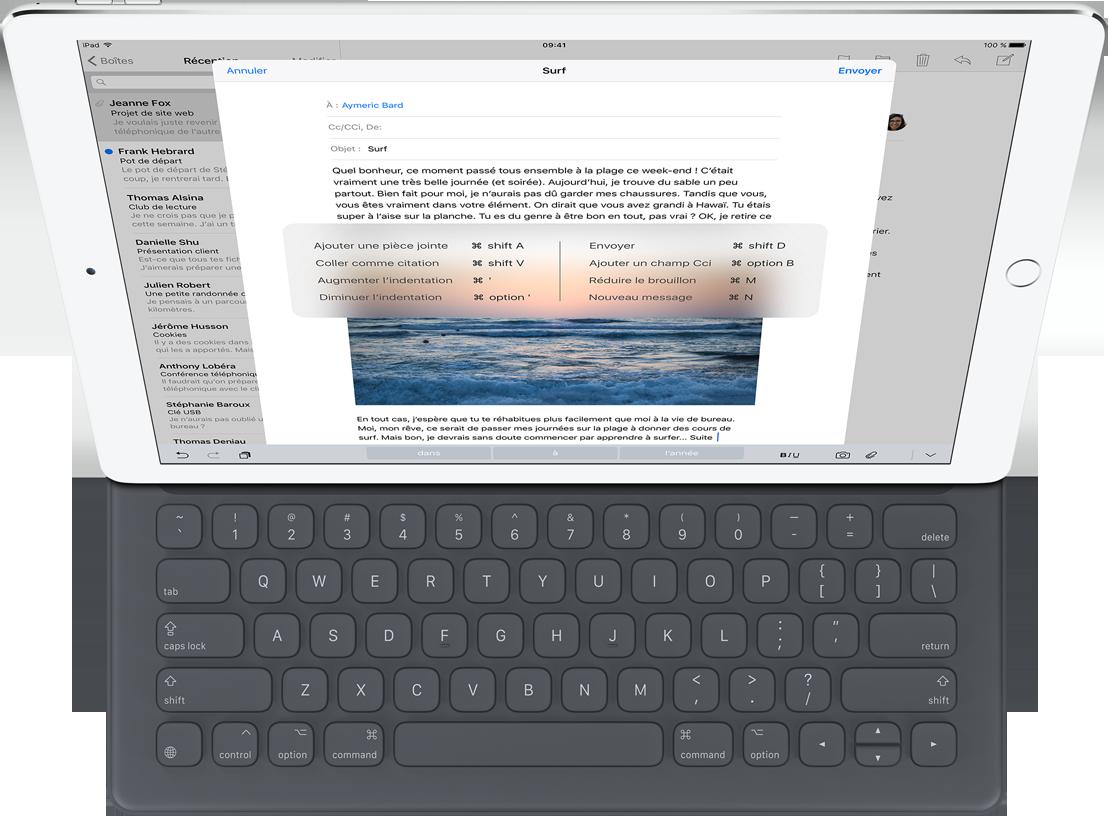 iPad pro absent du site Apple Belgique