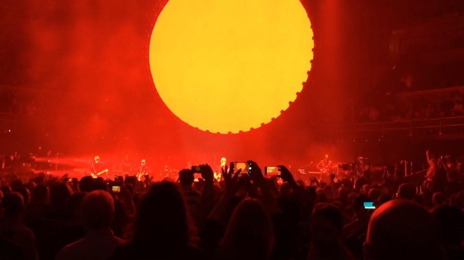 L'iPhone 6S en concert