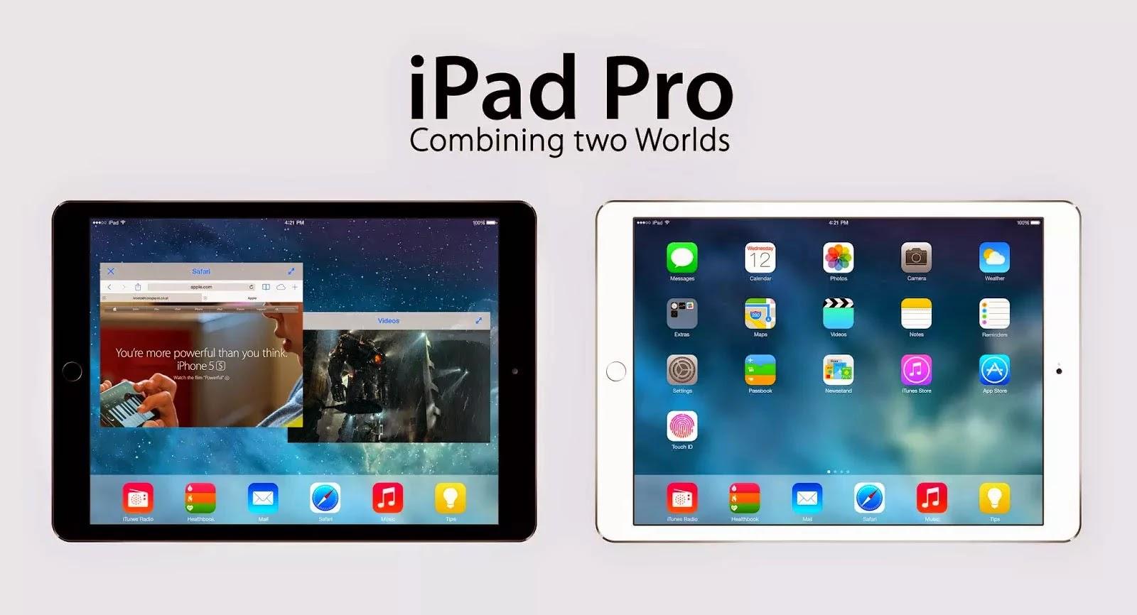 iPad Pro 128Go : Premières impressions