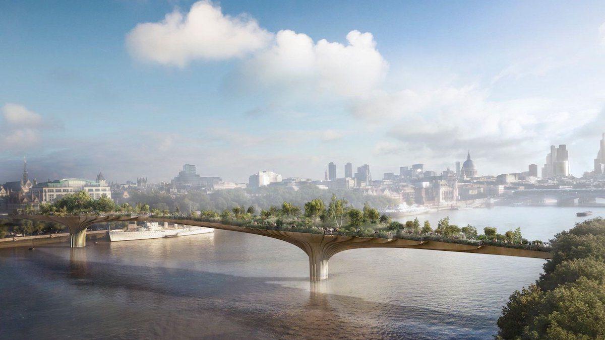 Londres aurait pu accueillir l'Apple Bridge