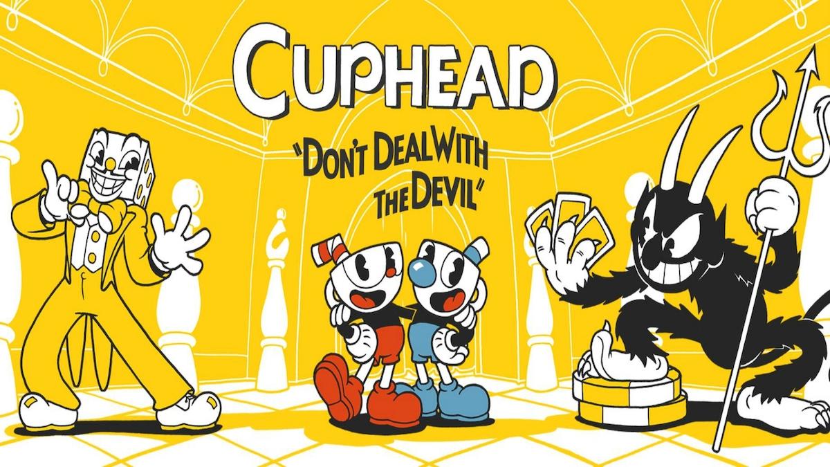 Cuphead, le dessin animé par un désir de faire mal