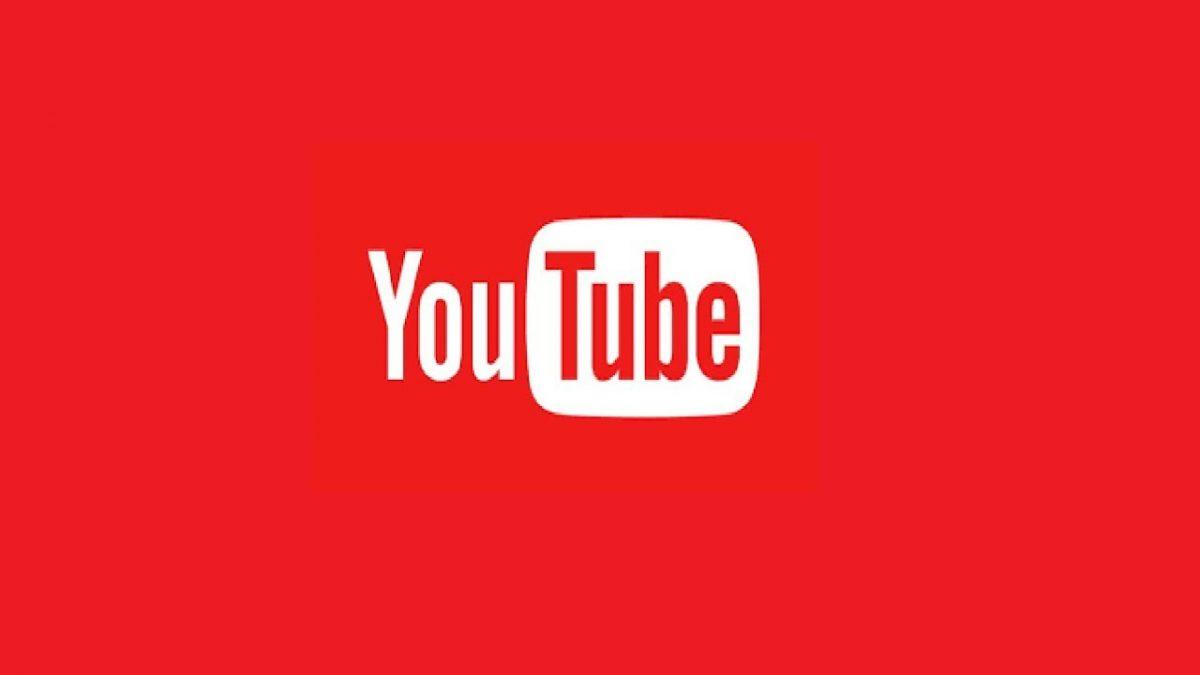 Mise à jour du compte Youtube
