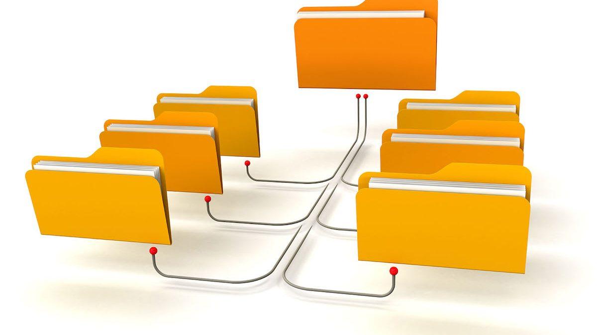 Nouvelle méthode d'organisation de fichiers en cours de test