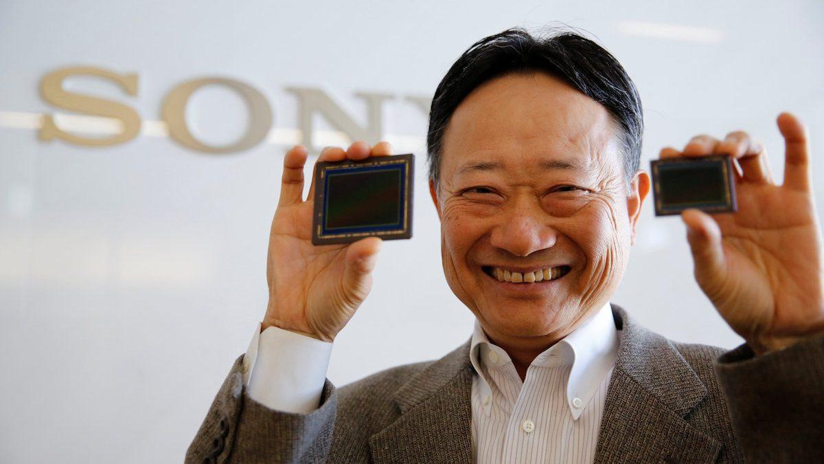 Les capteurs photo, la poule aux œufs d'or qui a sauvé Sony