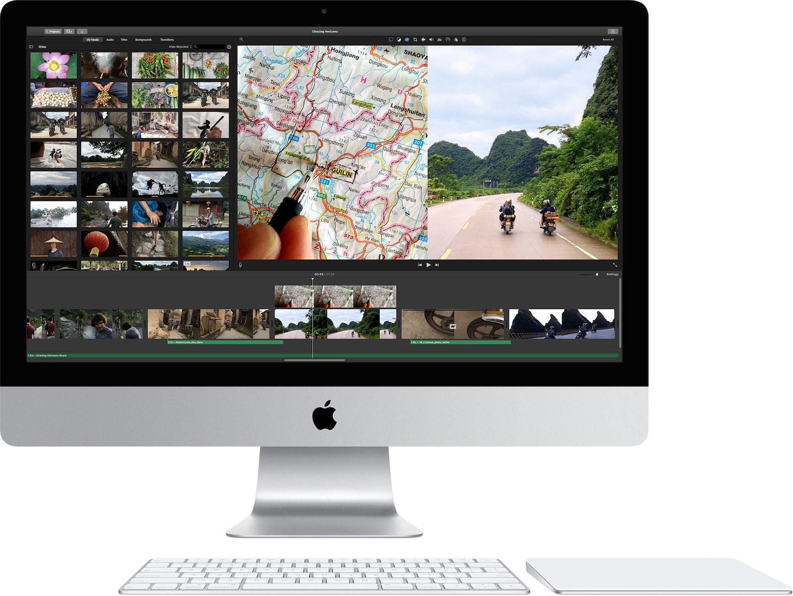 Nouvel iMac 5K : Premières impressions