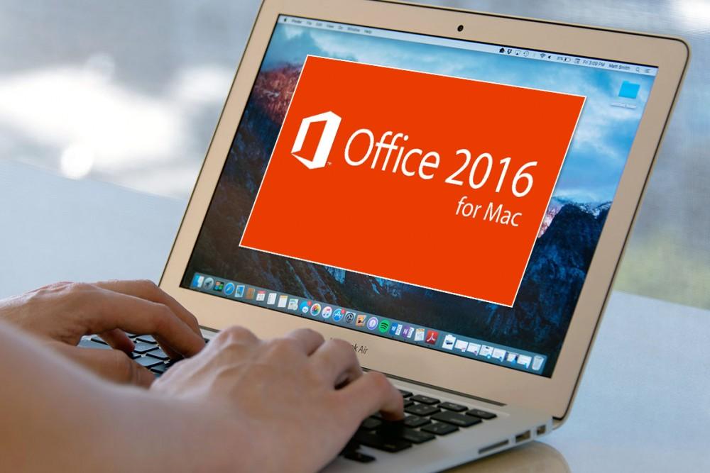 Office 2016 et El Capitan (suite)
