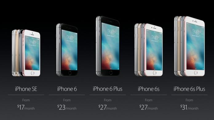 Apple annonce le nouvel iPhone SE !