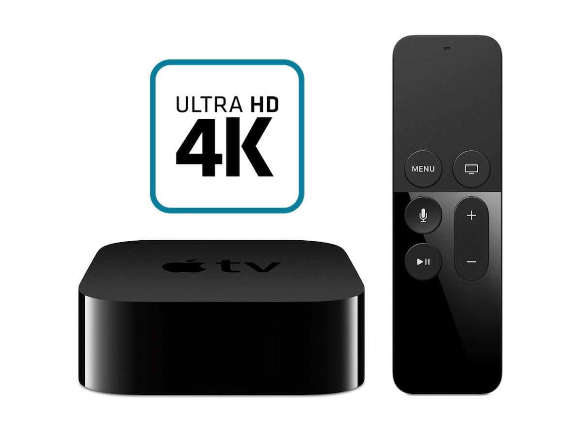 L'Apple TV 4K pour septembre ?
