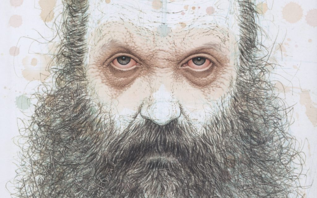 Alan Moore, un webdoc d'Arte à ne pas rater