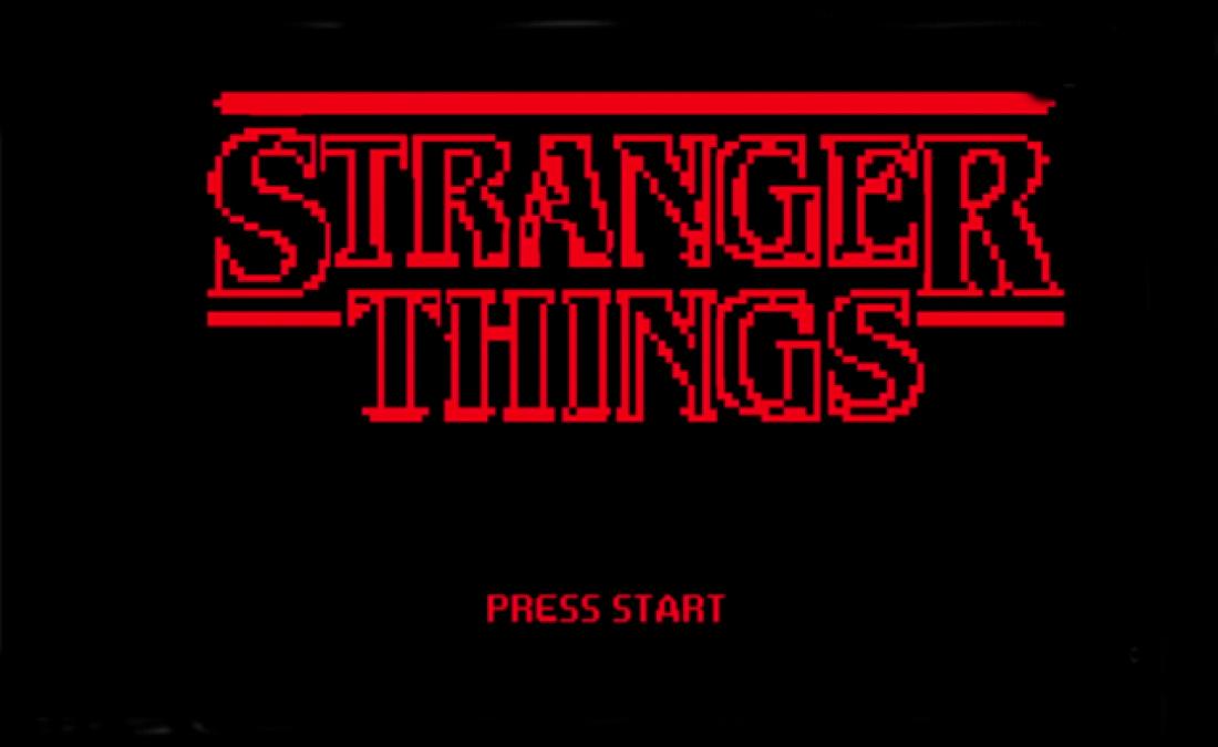 Stranger Things : Le jeu en 8 Bits sur iOS !