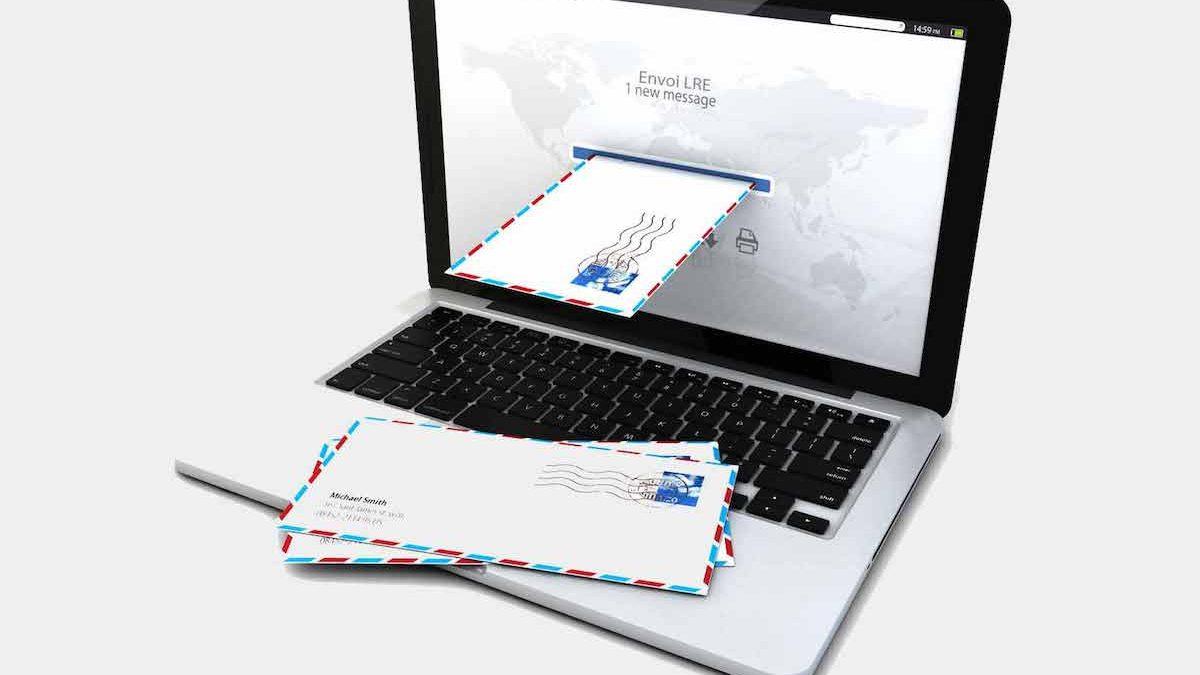 Un décret consacre le recommandé électronique dans les échanges avec l'administration