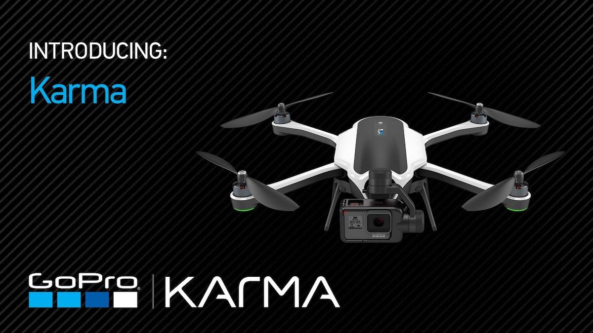GoPro arrête les drones : l'échec du Karma et la régulation sont en cause